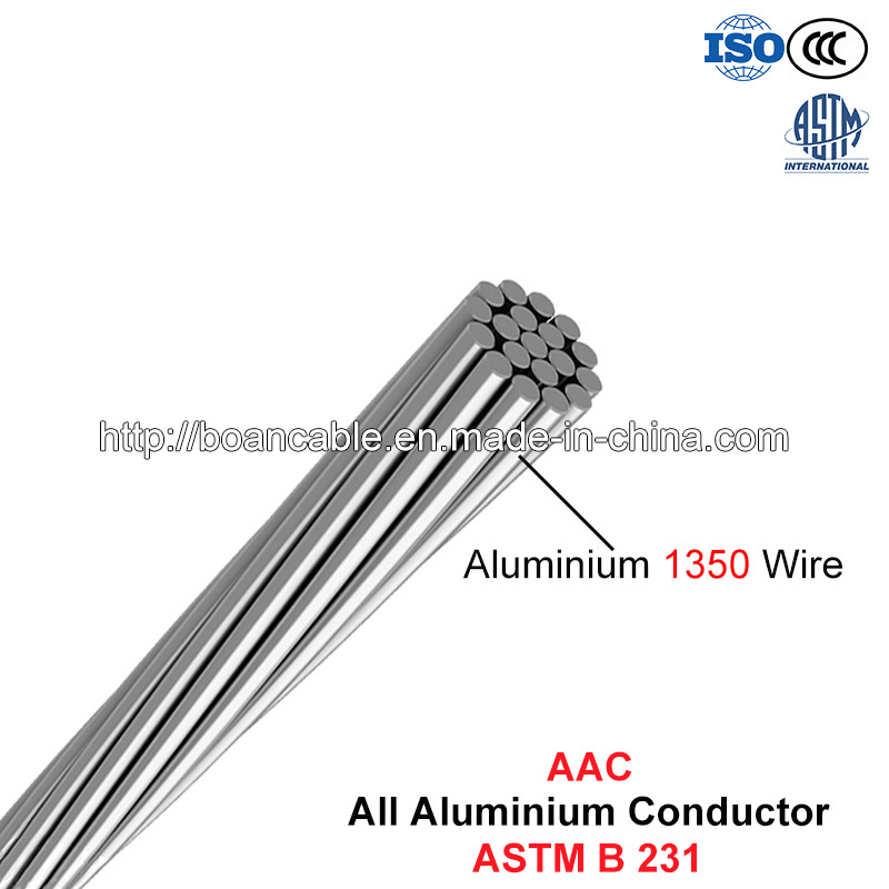 AAC Conductor, All Aluminium Conductor (ASTM B 231)