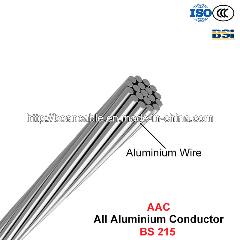 AAC Conductor, All Aluminium Conductor (BS 215)