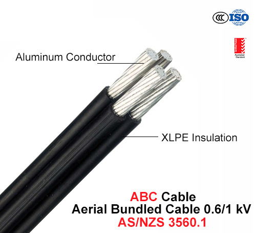 ABC Cable, Aerial Bundled Cable, 0.6/1 Kv (AS/NZS 3560.1)