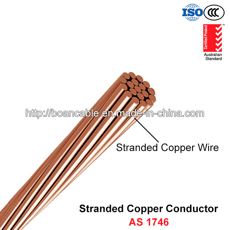 Hdbc, Stranded Bare Copper Conductor (AS 1746)