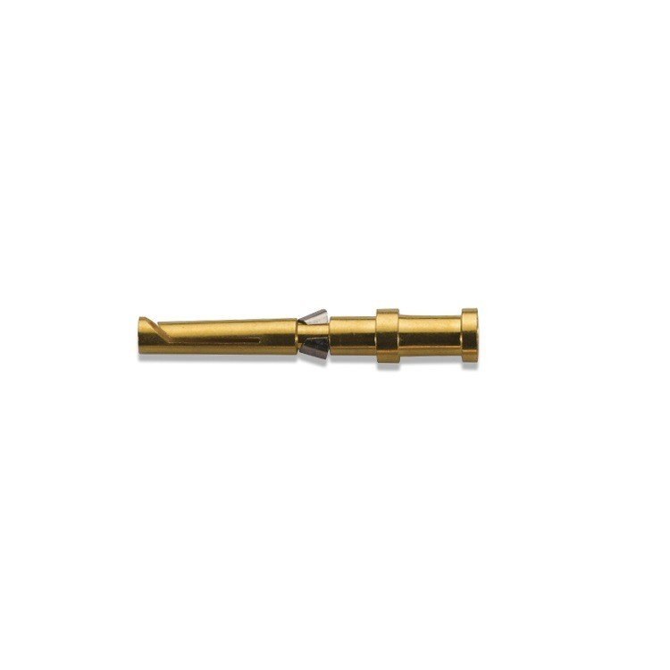 10A Gold Crimp Contact Female for Heavy Duty Connectors 09150006221, 09150006226