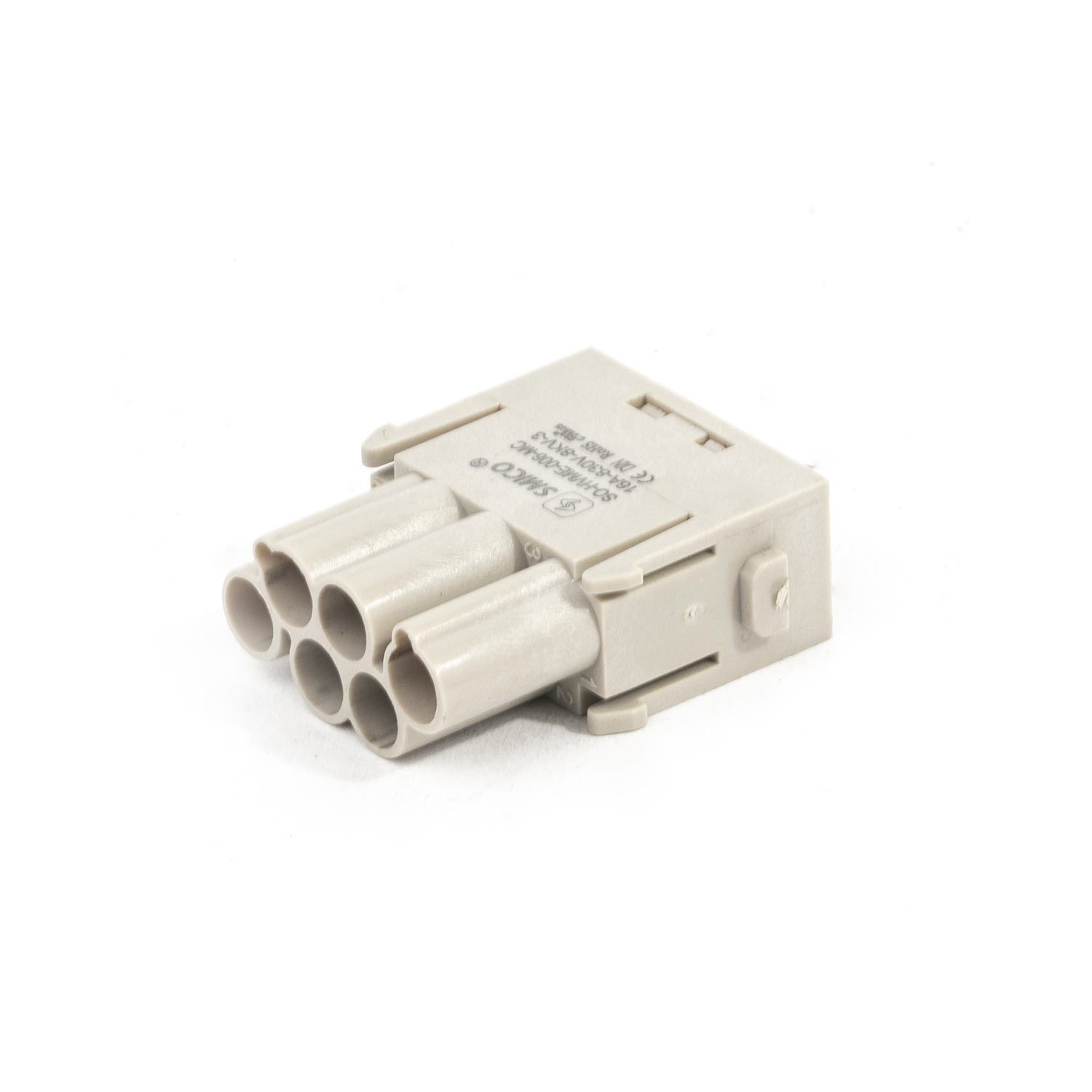 16A Modules Heavy Duty Connector with UL Certificate