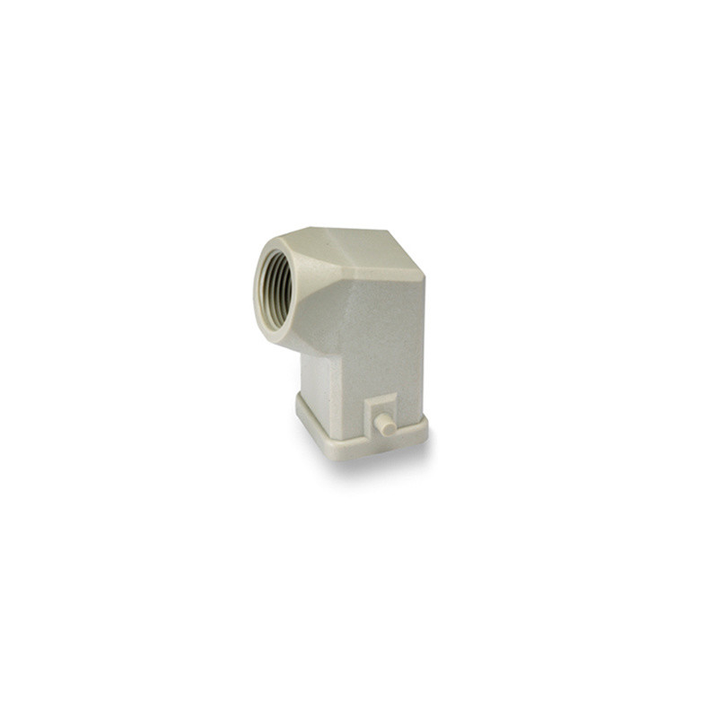 H3a. P-Sk-2b-M20 H3a Plastic Industrial Side Entry Heavy Duty Connectors