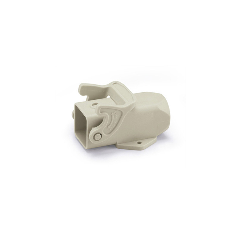 H3a Plastic Surface Mounting Hsg Open Cable Heavy Duty Connector Used for Industrial Burners