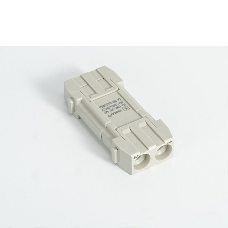 Han 40A Crimp Modular Heavy Duty Connector Similar Harting 09140023102