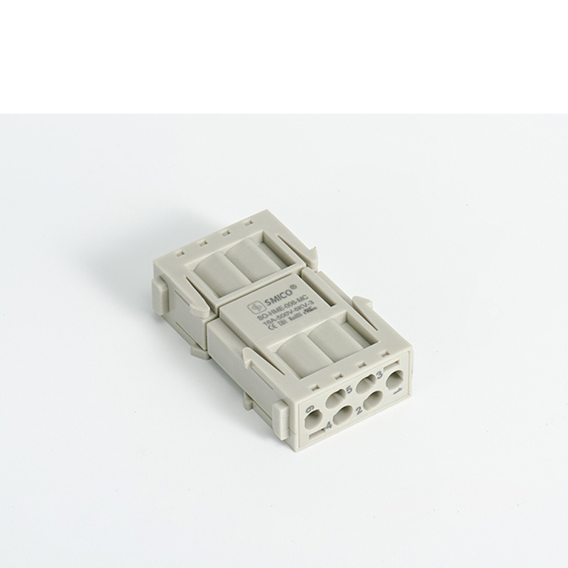 Han E Modular Connector 6pin Heavy Duty Connecotr 09140063001