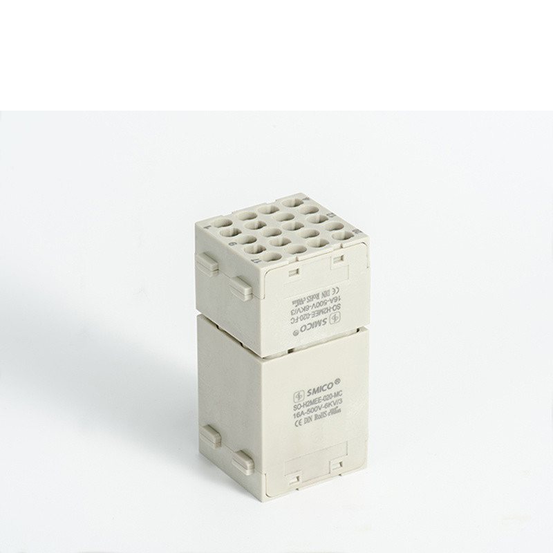 Han Eee Modular Connector 20pin Electrical Power Harting Connector 09140203001