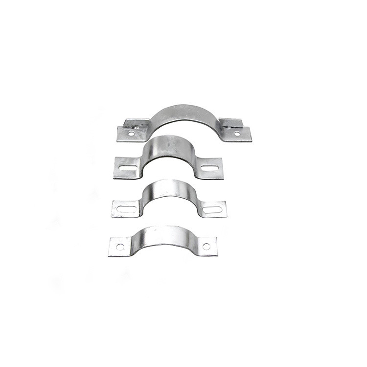 Hot DIP Galvanized ADSS Pole Clamp