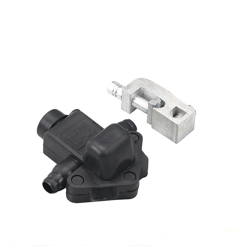 Plastic Insulation Piercing Connector for Power Distribution System