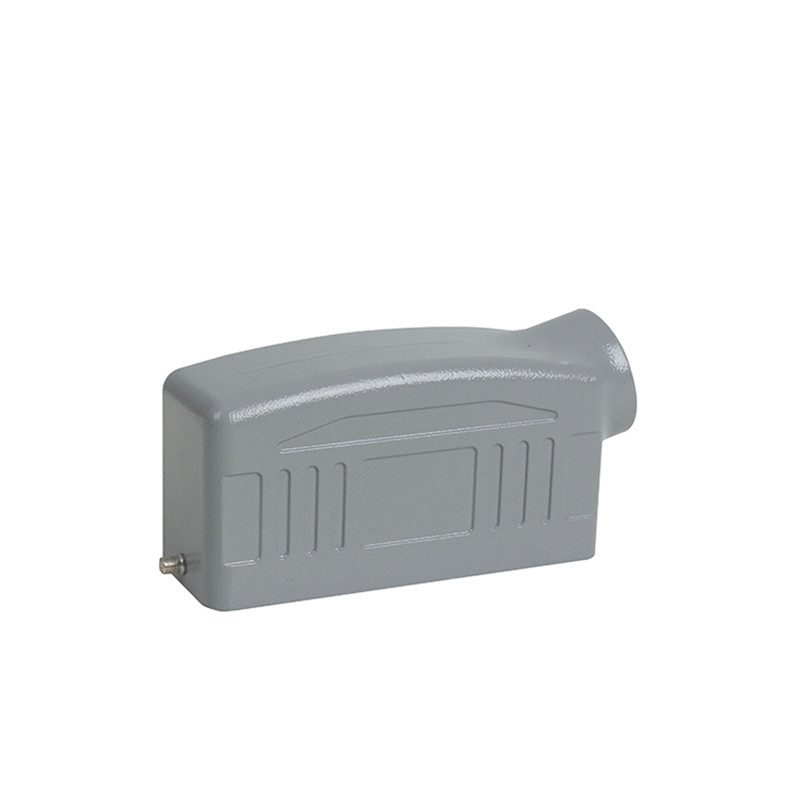 So-H24b-Sk-2b-Pg21 Side Entry Industrial Hood for 108 Pins Heavy Duty Connector