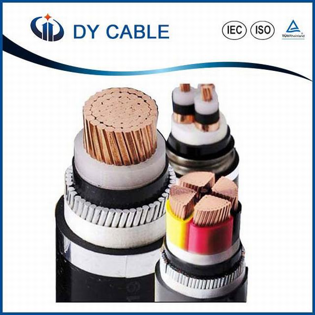 35kv Copper Core XLPE Insulated Power Cable