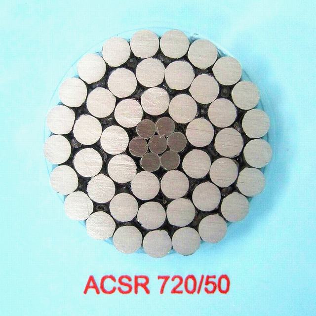 ACSR Cable Overhead Electrical Distribution/Bare Copper