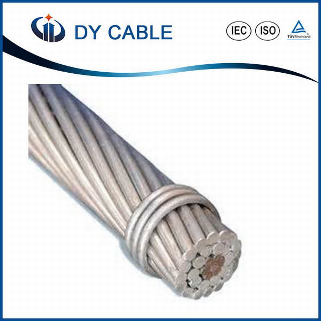 Aacsr High Strength Aluminium Alloy Conductors Steel Reinforced