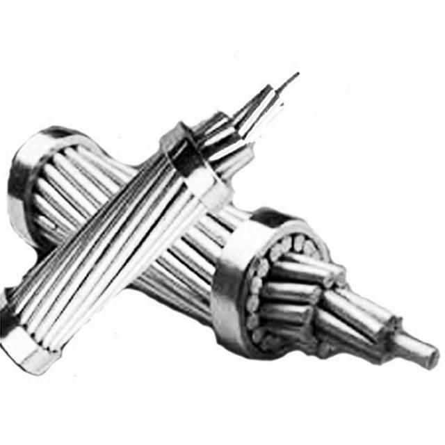 overhead conductor stranded bare aluminum alloy aaac