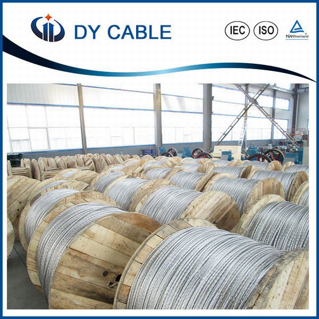 Aluminum Alloy Steel Reinforced Overhead Line AAAC Overhead Conductor