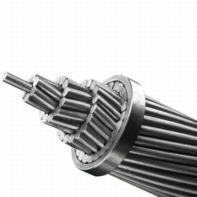 Aluminum Conductor Steel Reinforced Conductor ACSR Bare Cable