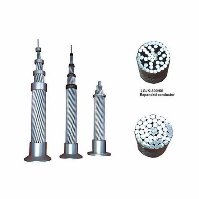 BS ASTM GB IEC Standard Overhead Cable ACSR Conductor for Power Plant Substation Projects