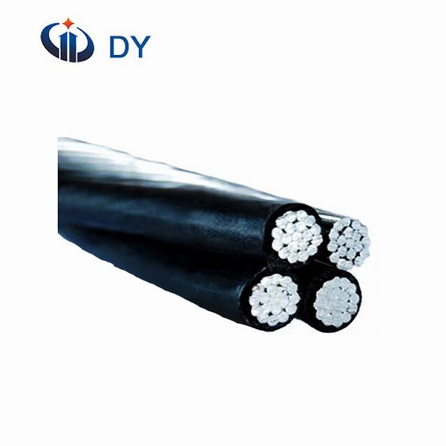 China Best Price 0.6/1kv Spacer Cable Aerial Bundled Cables (ABC)