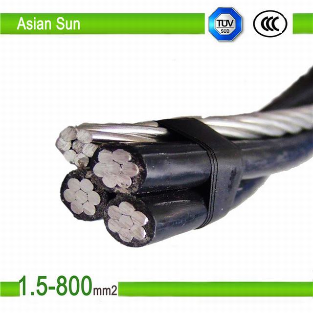 High Quality French Standard ABC Cable Widely Used in Rural Electrification