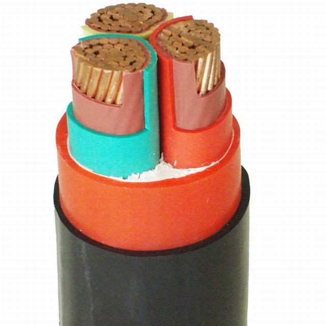 International Standard XLPE Polyethylene Insulated Power Cable Manufacturer