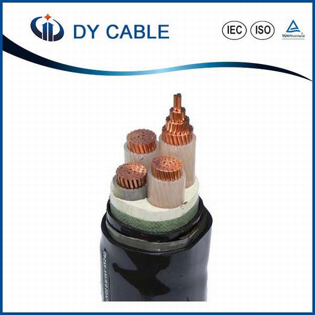 International Standard XLPE Polyethylene Insulated Power Cable