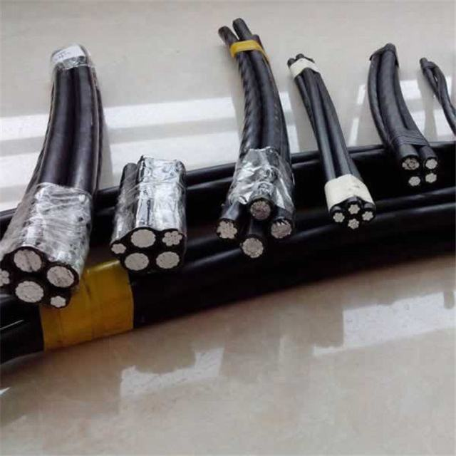 Low Voltage Aluminium Conductor XLPE Insulation ABC Cable