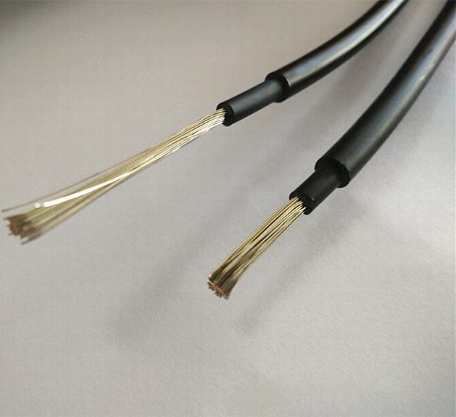 TUV Approved Solar PV1-F PV DC Solar Cable 1X25mm2