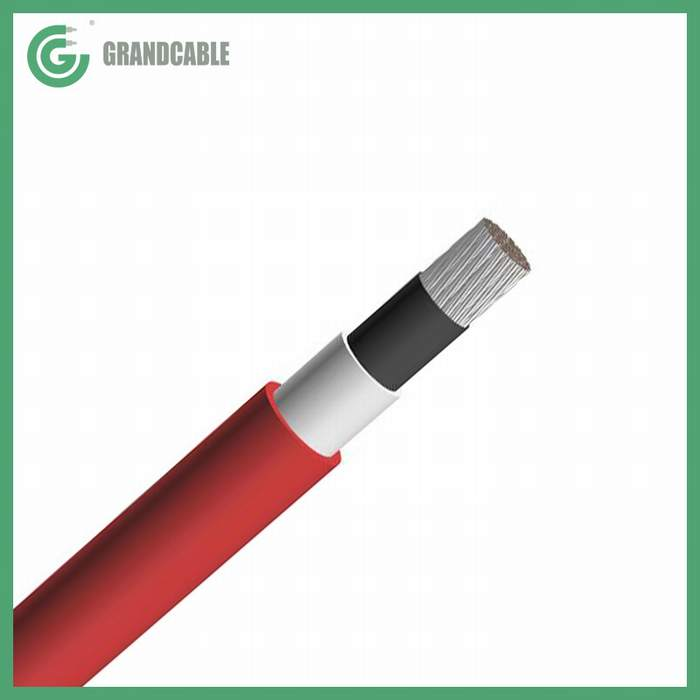 5kV 4AWG Single Conductor Flexible Tinned Copper Jumper Cable EPR Insulation CPE Sheathed Non-shield Cable