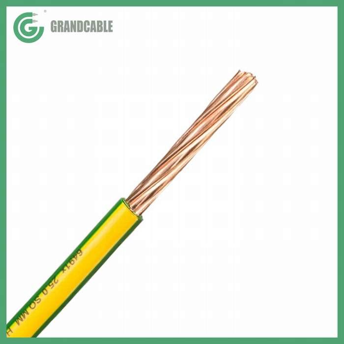 6491X 16mm2 Single Core PVC Wiring Cable BS EN 50525-2-31