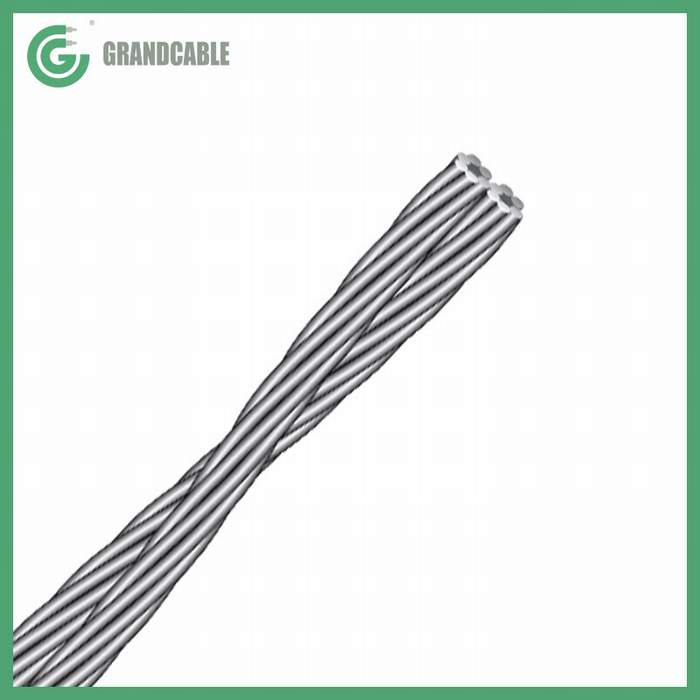 ACSR Twisted Pair Conductor (ACSR/TP) BLUEJAY ASTM B 911