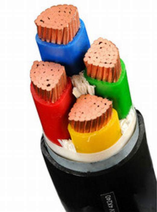 Nyy Nym DIN Standard PVC Insulation Electrical Cable