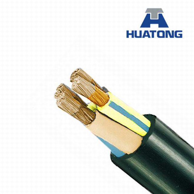 1000/2000V Copper/Aluminum Alloy Conductor XLPE Insulation PV Solar Cable