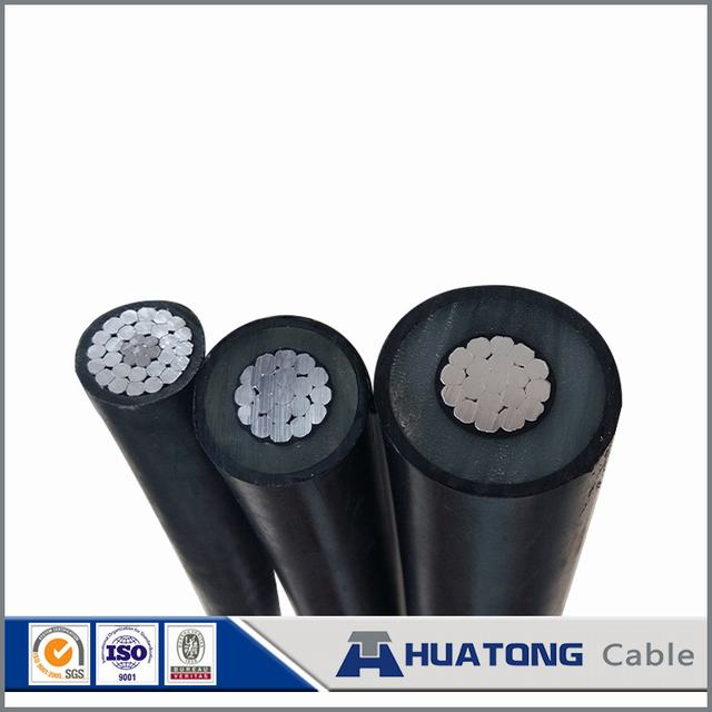 35kv 185 120 95mm2 Sac Spaced Aerial Cable