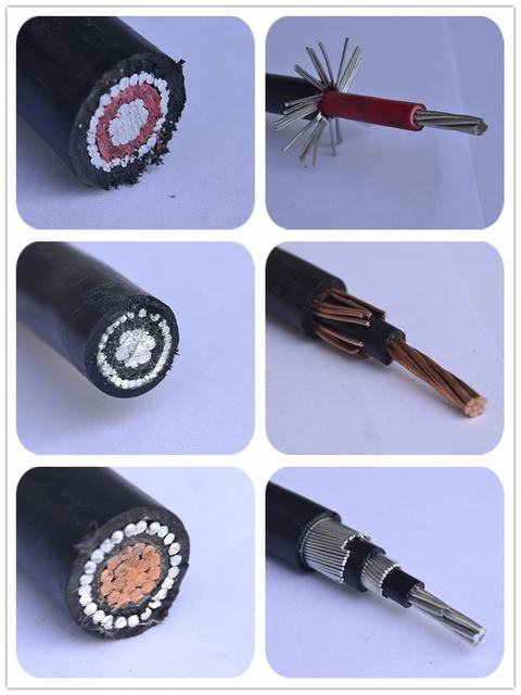 Concentric Neutral Cable 2*6wg