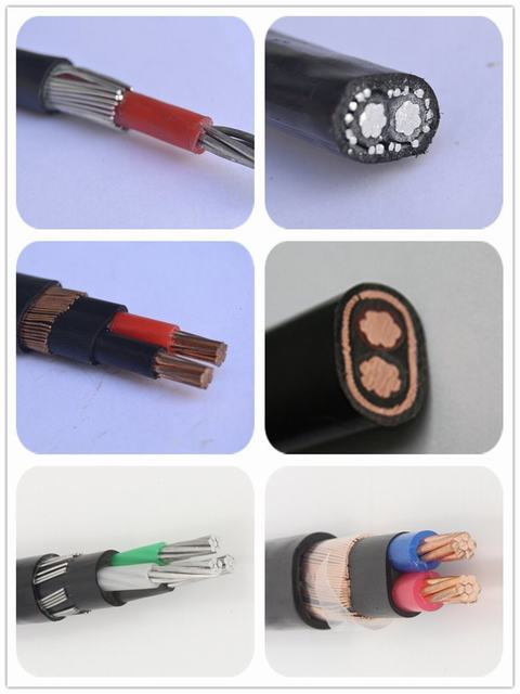 Concentric Neutral Cable 3*6AWG