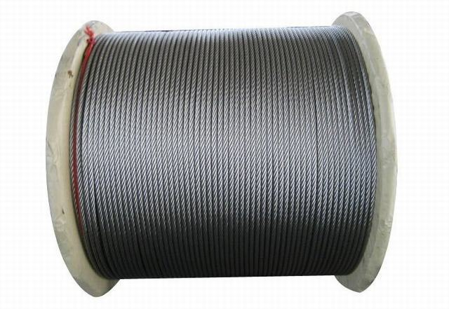 Gsw, Guy Wire, Stay Wire, Steel Wire, Zinc-Coated Steel Wire, Stranded Galvanized Steel Wire (ASTM a 475 BS 183