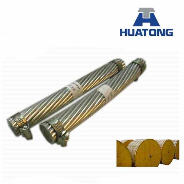 Hard Drawn Aluminum Bare Conductor Used in Power Transmission Lines