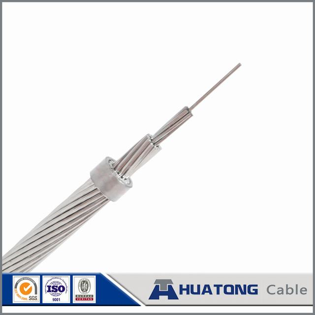Overhead Transmission Line Aluminium Conductor AAAC 25mm 240mm 500mm Cable