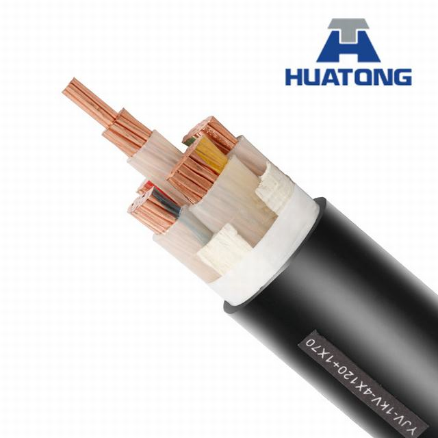 PVC Insulated & Sheathed Electric Power Cable (VV)