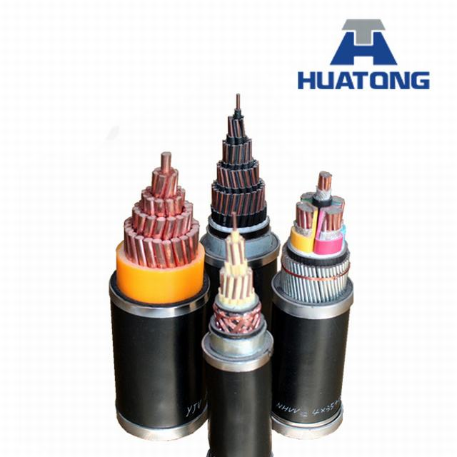 XLPE/Swa/PVC Armoured XLPE Cable 5 Core Power Cable