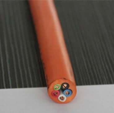 0.6/1kv 4c+E 10mm2 16mm2 Cu/XLPE/PVC Insulated PVC Sheathed Power Cable