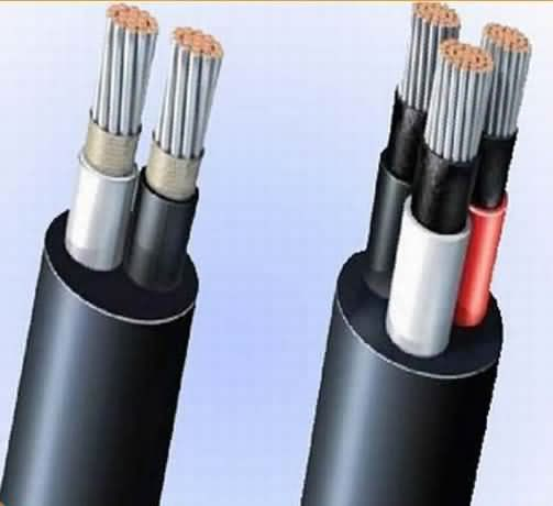 0.6/1kv Tinned Copper Conductor Epr Insulation with Xlpo Sheath Power Cable
