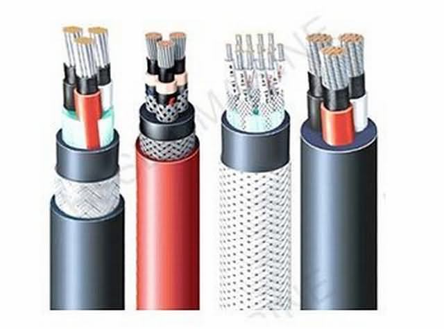 0.75mm2-300mm2 Shipbaord Cable