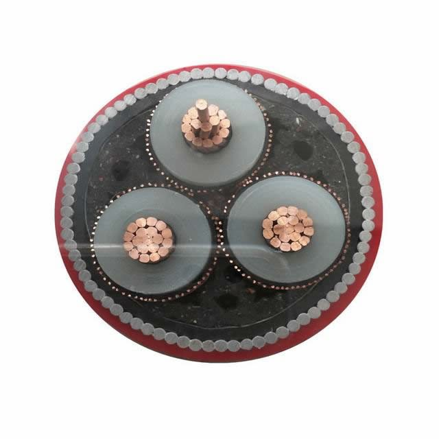 120mm 150mm 185mm 240mm 10kv 15kv 25kv XLPE Cable Armour Cable electric Cable