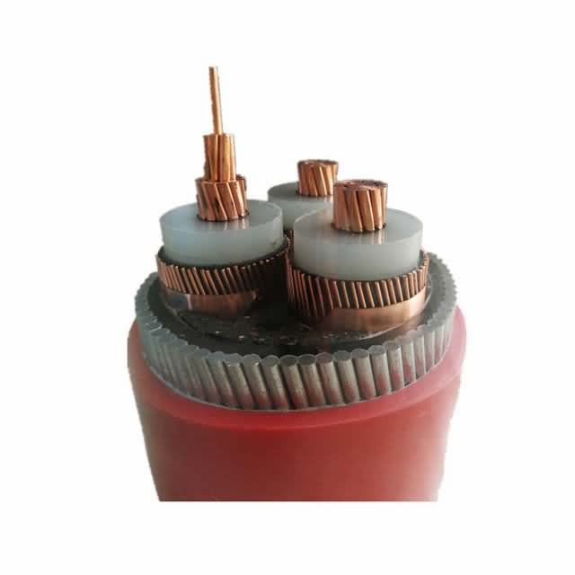 15kv 20kv 30kv 3core 1 Core 300mm2 400mm2 500mm2 Copper Cobre Cable Electric Power Underground Armor Wire Cable