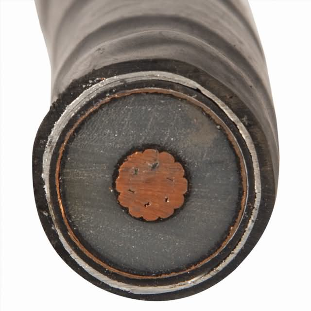 15kv 35kv 133% XLPE Insulated Single Core 50mm2 Power Cable
