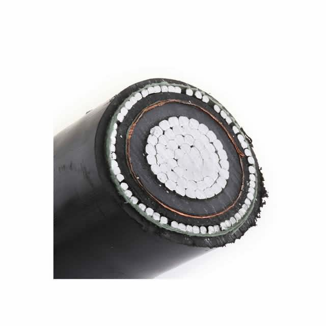 15kv Aluminum Cable XLPE Underground Cable Steel Wire Cable