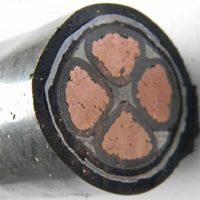 4 Core 95mm Power Cable Made in China