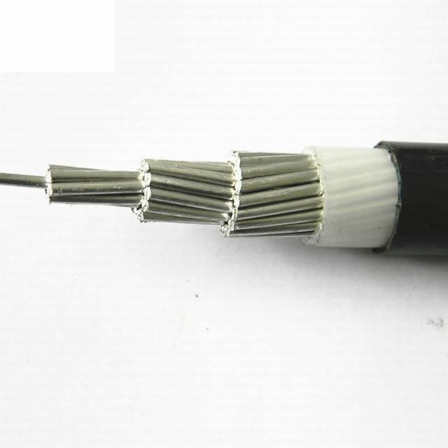 50mm Aluminium Cable Stranded Aluminum XLPE Cable