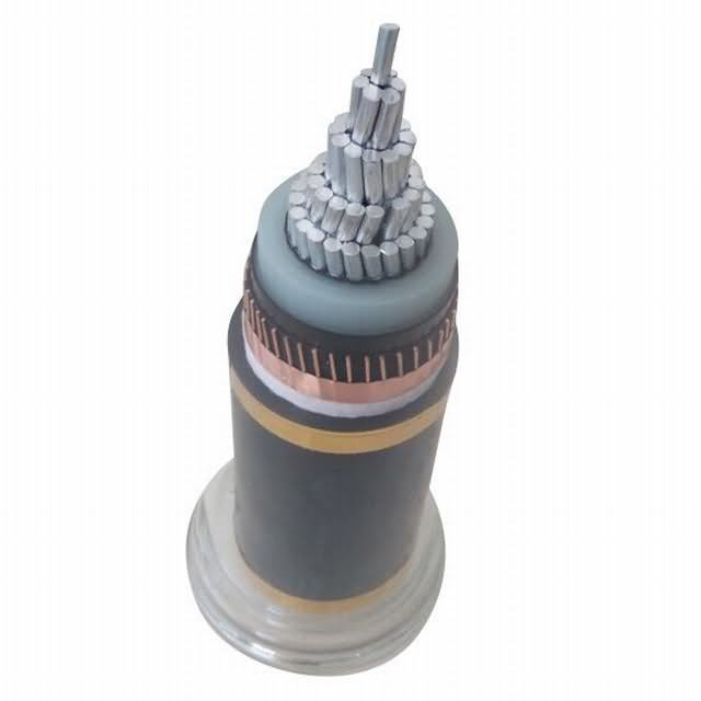 6/10 Kv 12/20 Kv 18/30 Kv Medium Voltage N2xs2y Power Cable with VDE Standard